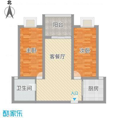 随园锦湖公寓89.16㎡随园锦湖公寓户型图A型(售完)2室2厅1卫1厨户型2室2厅1卫1厨