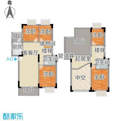锦绣江南二期锦绣江南二期5室户型5室