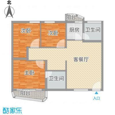 银泉花园深圳银泉花园户型图4户型10室