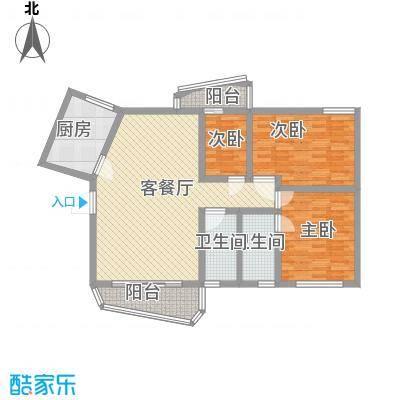 银泉花园深圳银泉花园户型图3户型10室