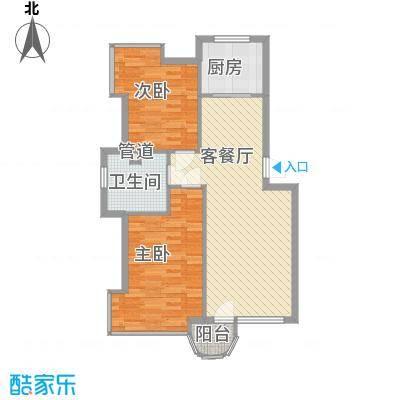 香洲心城香洲心城户型10室