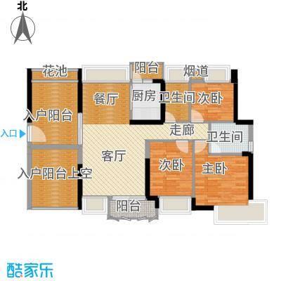 御景湾御景湾(云天雅苑)户型10室