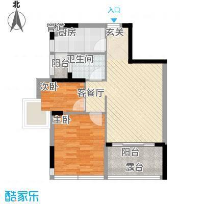 皓月花园皓月花园户型图户型图2室2厅1卫1厨户型2室2厅1卫1厨