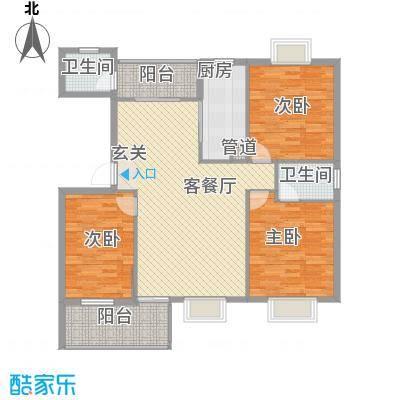 明景园明景园3室户型3室