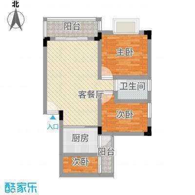 美丽家园深圳美丽家园户型图2户型10室