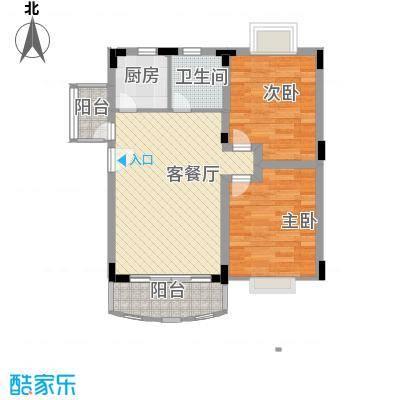中环花园深圳中环花园户型图3户型10室