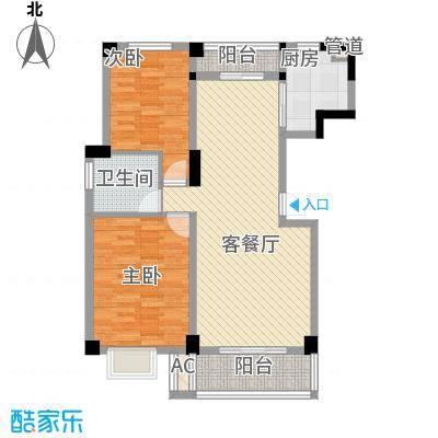 嘉逸花园嘉逸花园户型图户型图2室2厅1卫1厨户型2室2厅1卫1厨