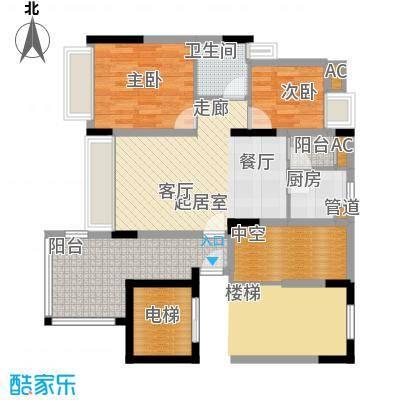 深圳榕苑户型图1