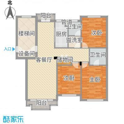 星海中龙园129.98㎡星海中龙园户型图Y户型3室2厅2卫1厨户型3室2厅2卫1厨