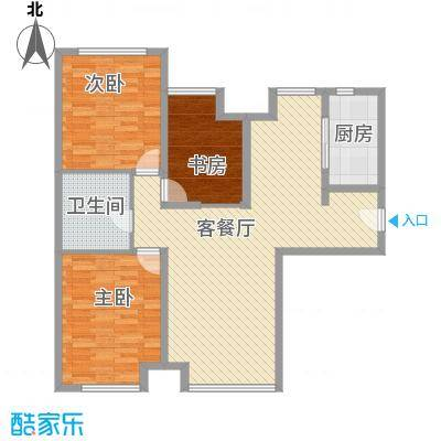 五一广场五一广场0室户型10室