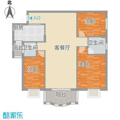 锦绣花园二期深圳锦绣花园二期户型图6户型10室