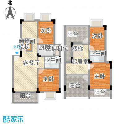 锦绣江南二期锦绣江南二期4室户型4室