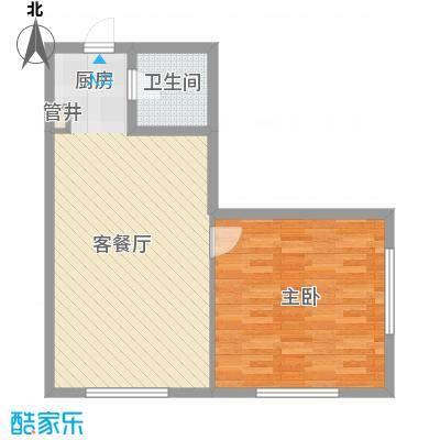 民勇200577.84㎡1室1厅1卫1厨