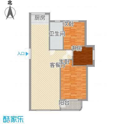 未来星城二期98.00㎡未来星城二期户型图B户型2室2厅1卫1厨户型2室2厅1卫1厨