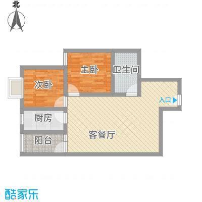 阳光80公寓79.00㎡阳光80公寓户型图J户型2室2厅1卫1厨户型2室2厅1卫1厨