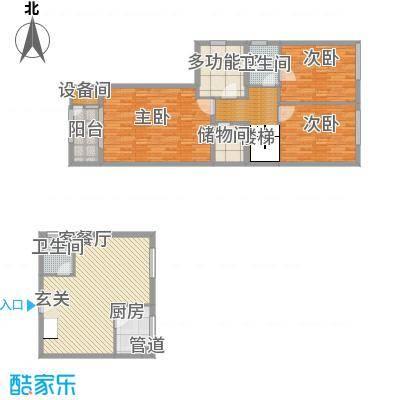 数字365/数字空间149.50㎡数字365/数字空间户型图E2户型3室2厅2卫1厨户型3室2厅2卫1厨