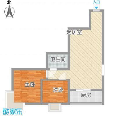 锦绣芙蓉公馆78.61㎡锦绣芙蓉公馆B户型10室