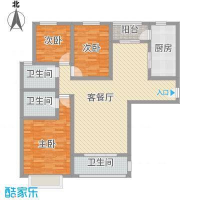 新兴骏景园二期新兴骏景园二期户型图户型图3室2厅2卫1厨户型3室2厅2卫1厨