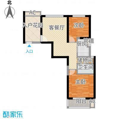 海�・暖暖的宅海�・暖暖的宅户型图3#D户型户型10室