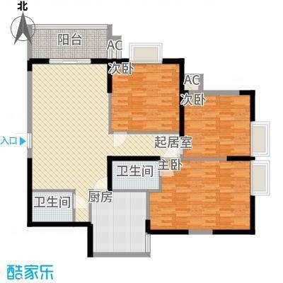 西厦大厦135.38㎡西厦大厦户型图C户型3室2厅2卫1厨户型3室2厅2卫1厨