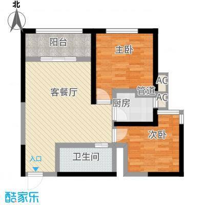 海�・暖暖的宅海�・暖暖的宅户型图3#E户型户型10室