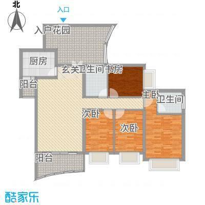 群星新�160.52㎡群星新�户型图4室2厅户型图4室2厅2卫1厨户型4室2厅2卫1厨