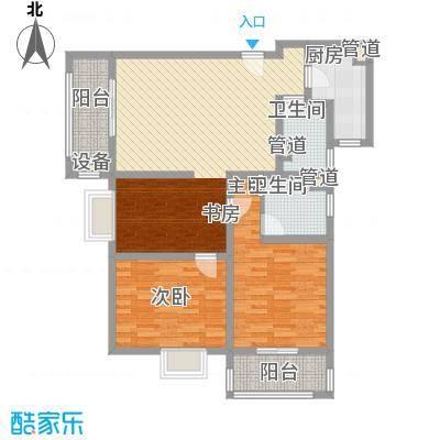 上东大道120.00㎡上东大道户型图A户型3室2厅2卫1厨户型3室2厅2卫1厨