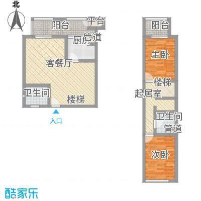 数字365/数字空间117.24㎡数字365/数字空间户型图E12E13户型2室2厅2卫1厨户型2室2厅2卫1厨