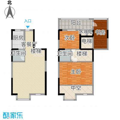 三泰茗居三泰茗居户型图户型-r3室2厅2卫1厨户型3室2厅2卫1厨