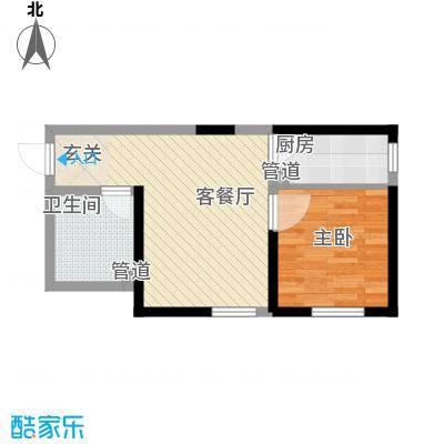 海荣名城二期海荣名城二期户型图G户型1室1厅1卫1厨户型1室1厅1卫1厨