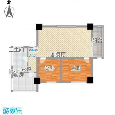 华峰大厦华峰大厦户型图2室2厅户型图2室2厅1卫1厨户型2室2厅1卫1厨
