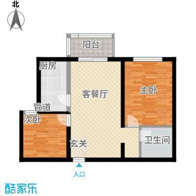 车城小区车城小区户型图23-32室2厅1卫1厨户型2室2厅1卫1厨