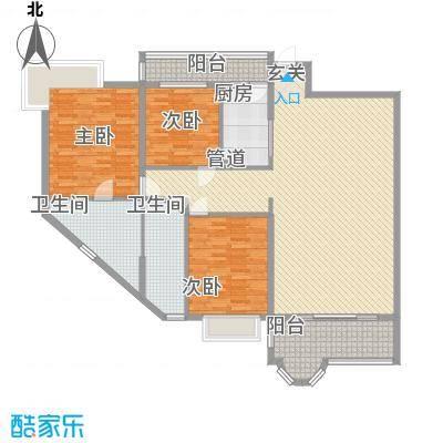 花都丽景大厦花都丽景大厦户型图3室2厅户型图3室2厅2卫1厨户型3室2厅2卫1厨