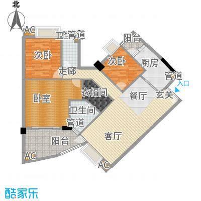颐和上院135.00㎡颐和上院户型图3室2厅户型图3室2厅2卫1厨户型3室2厅2卫1厨