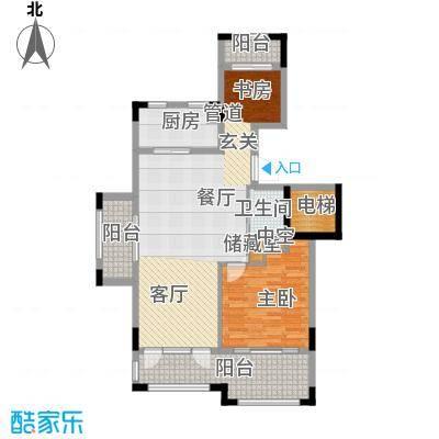 金泰・南燕湾金泰・南燕湾户型图A1-11室1厅1卫1厨户型1室1厅1卫1厨