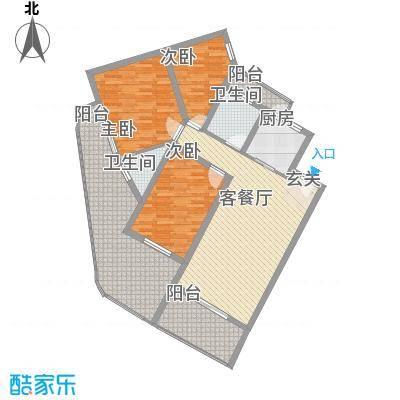中州国际酒店140.33㎡中州国际酒店户型图B5户型3室2厅2卫1厨户型3室2厅2卫1厨