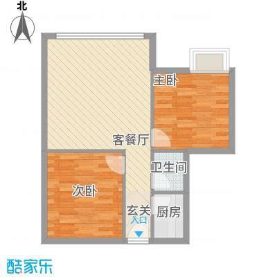 东海豪庭花园74.09㎡东海豪庭花园2室1厅1卫1厨74.09㎡户型10室