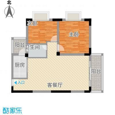 三亚印象三亚印象户型图3-2-1-13室2厅1卫1厨户型3室2厅1卫1厨