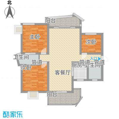 万宝威尼斯蓝湾139.88㎡万宝威尼斯蓝湾户型图D1户型2室2厅2卫户型2室2厅2卫