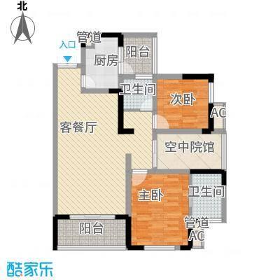 鲁能高尔夫一区别墅229.00㎡鲁能高尔夫一区别墅3室户型3室