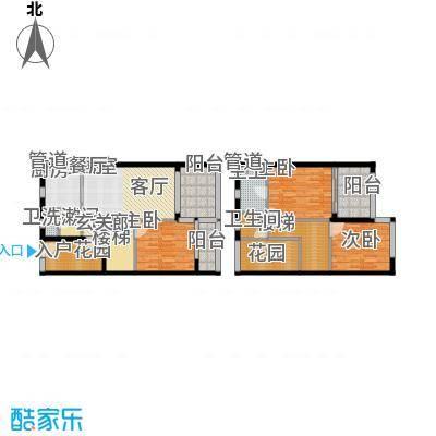 金中海蓝钻130.58㎡金中海蓝钻户型图F户型户型10室