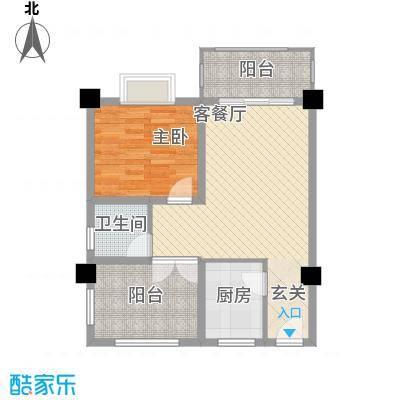 海岸一线海岸一线户型图二房户型图2室2厅2卫1厨户型2室2厅2卫1厨
