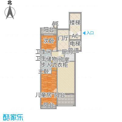 海阔天空97.00㎡三亚市海阔天空2室户型2室