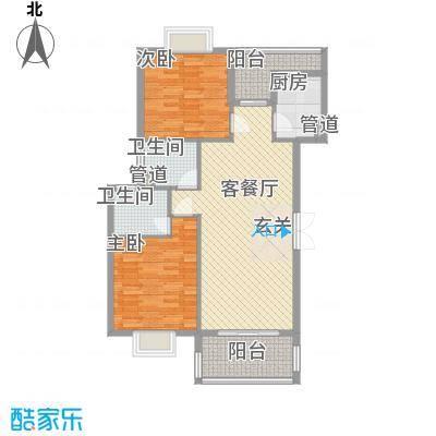 国色天香国色天香户型图E户型2室1厅1卫1厨户型2室1厅1卫1厨