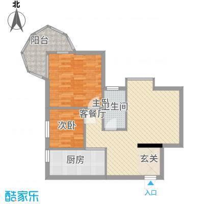 聚仙阁102.55㎡聚仙阁户型图5号楼E2户型3室2厅1卫1厨户型3室2厅1卫1厨