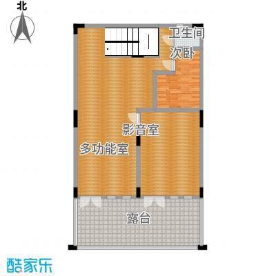 官塘御泉庄133.25㎡官塘御泉庄户型图一期2-6号楼一层G户型地下室户型10室