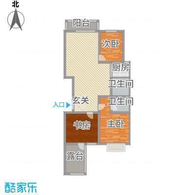 元氏龙湖湾148.10㎡元氏龙湖湾户型图O户型3室2厅2卫1厨户型3室2厅2卫1厨