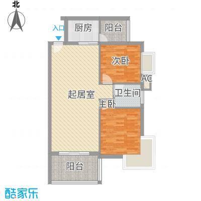 荣西小区 9室 户型图