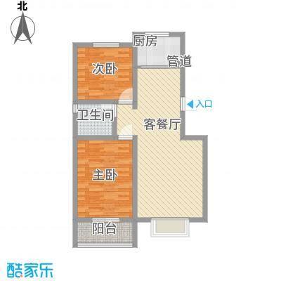 翡翠城82.97㎡翡翠城户型图1层:E户型2室2厅1卫1厨户型2室2厅1卫1厨