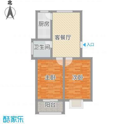 翡翠城75.41㎡翡翠城户型图1层:F1户型2室1厅1卫1厨户型2室1厅1卫1厨